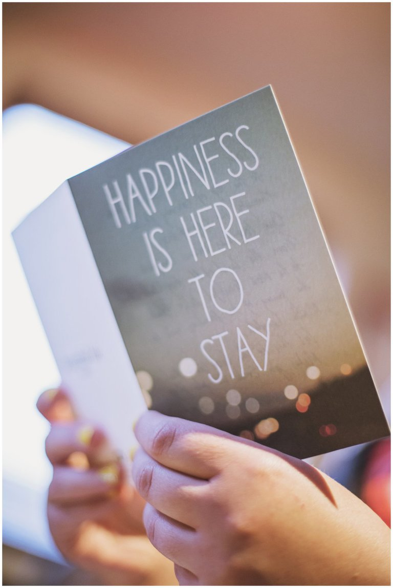 Happiness is here to stay